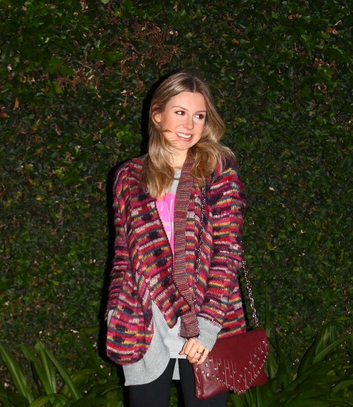 casaco colorido Mirella 4