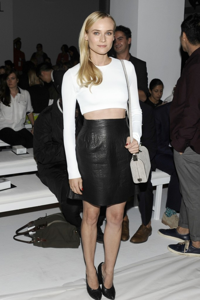CALVIN KLEIN S/S 2013 Fashion Show