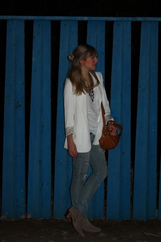 Mirella blazer branco 3