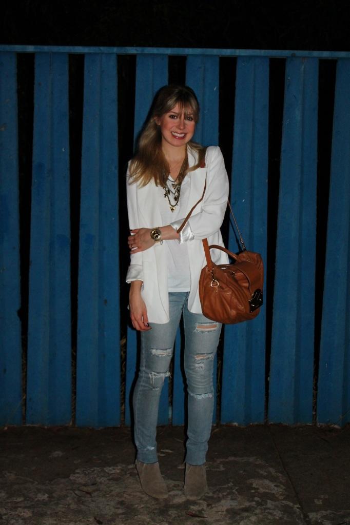 Mirella blazer branco 5