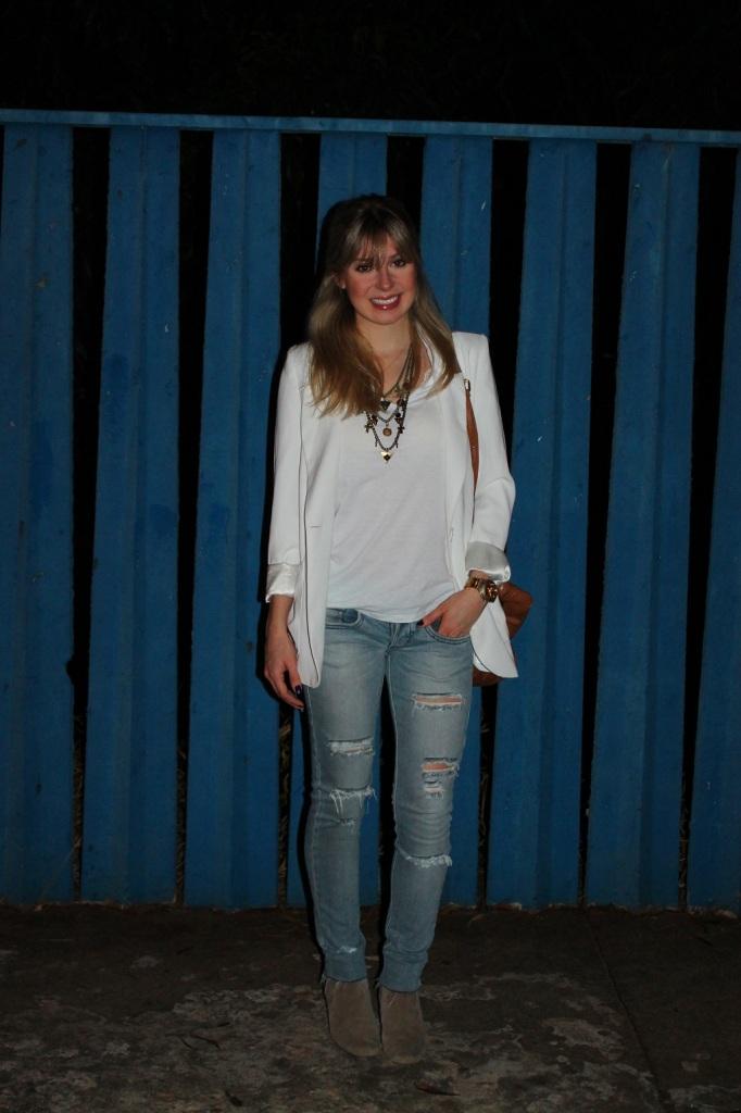 Mirella blazer branco 6