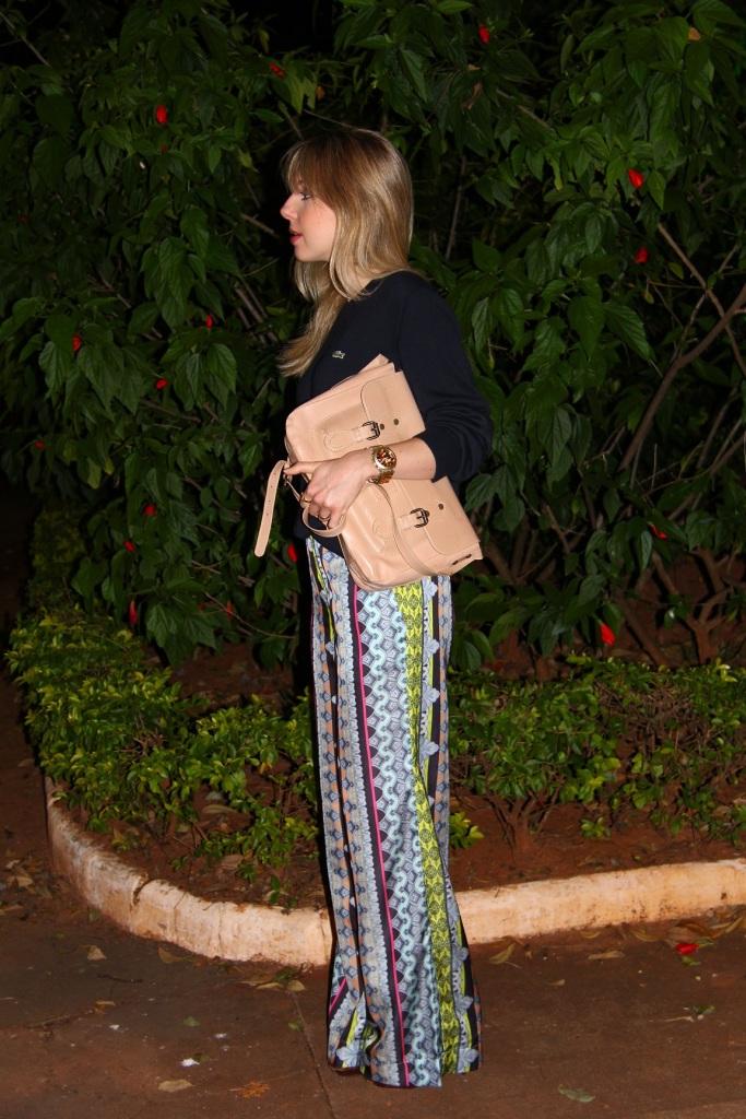 Mirella Pantalona estampada 10