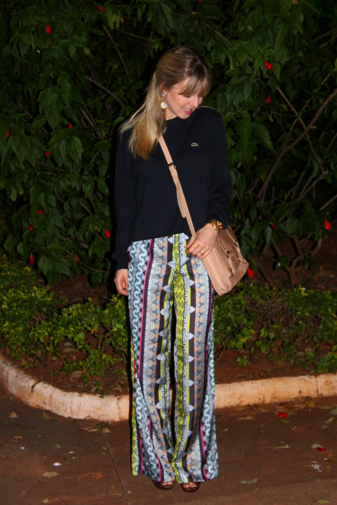 Mirella Pantalona estampada 2