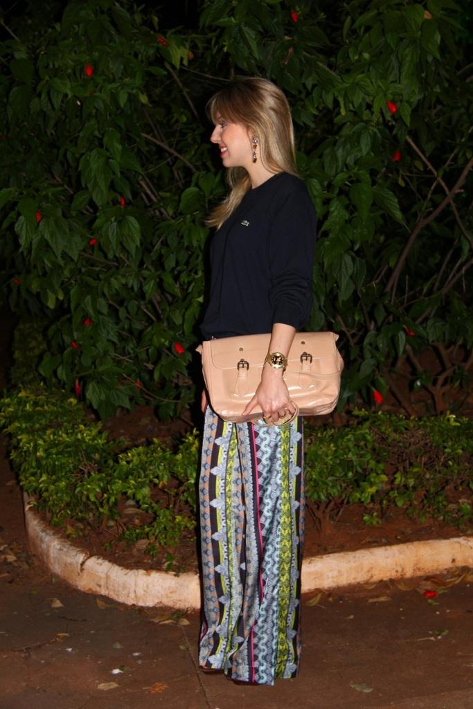 Mirella Pantalona estampada 4