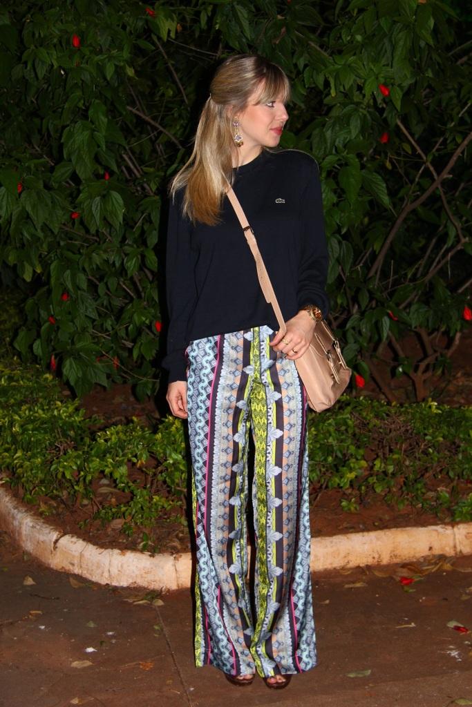 Mirella Pantalona estampada 6