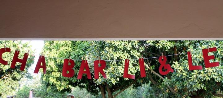 Blog da Mirella Cha Bar Li e Le 3
