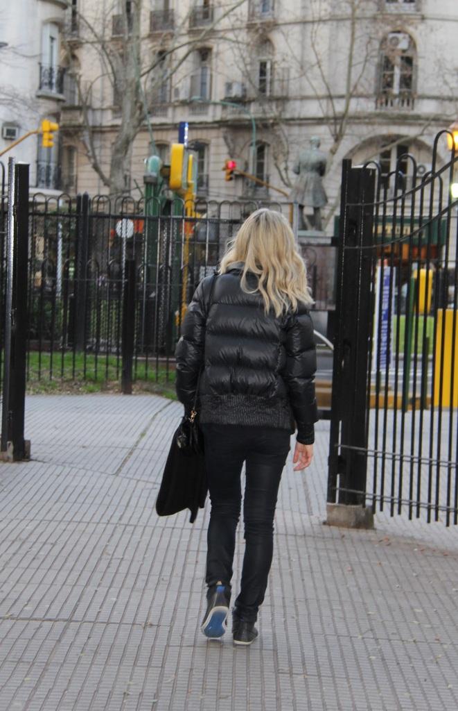 Mirella Buenos Aires all black 5