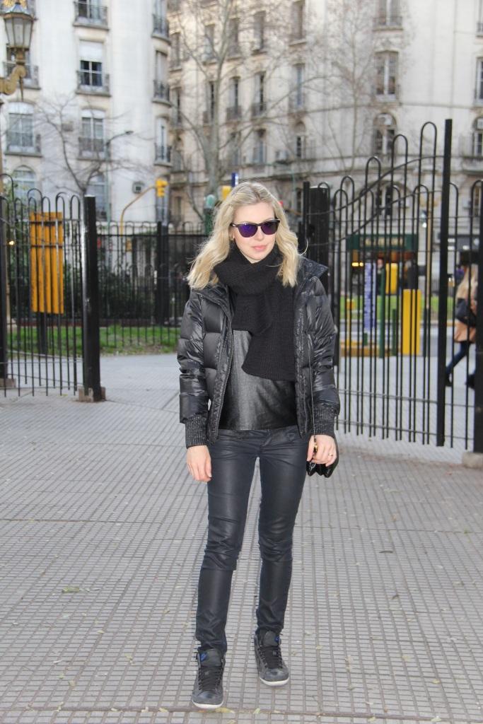 Mirella Buenos Aires all black 8