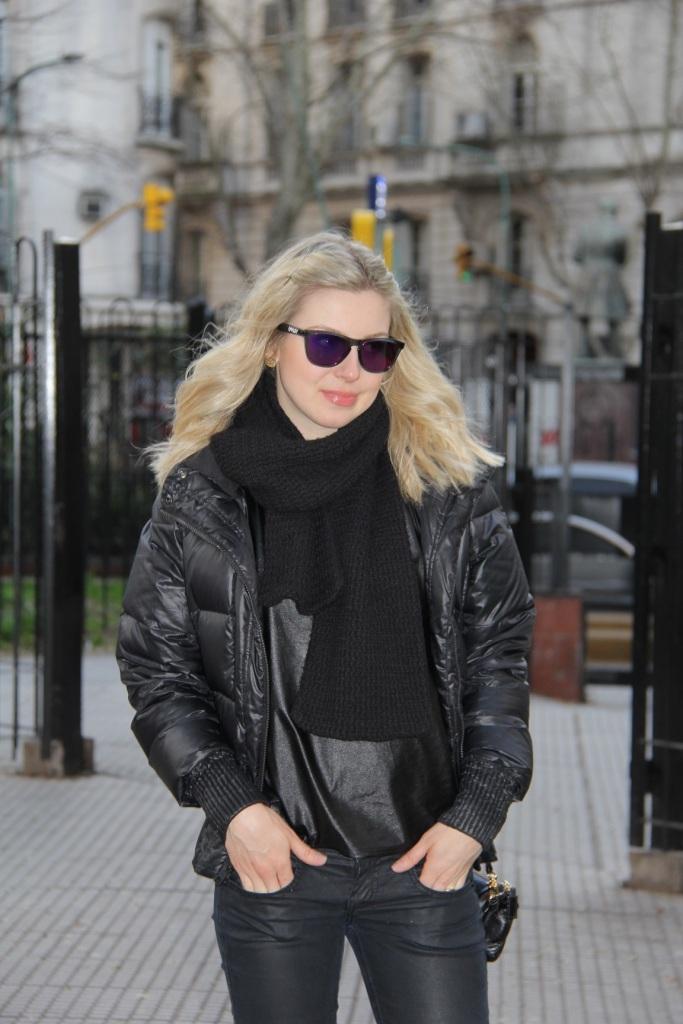 Mirella Buenos Aires all black 9