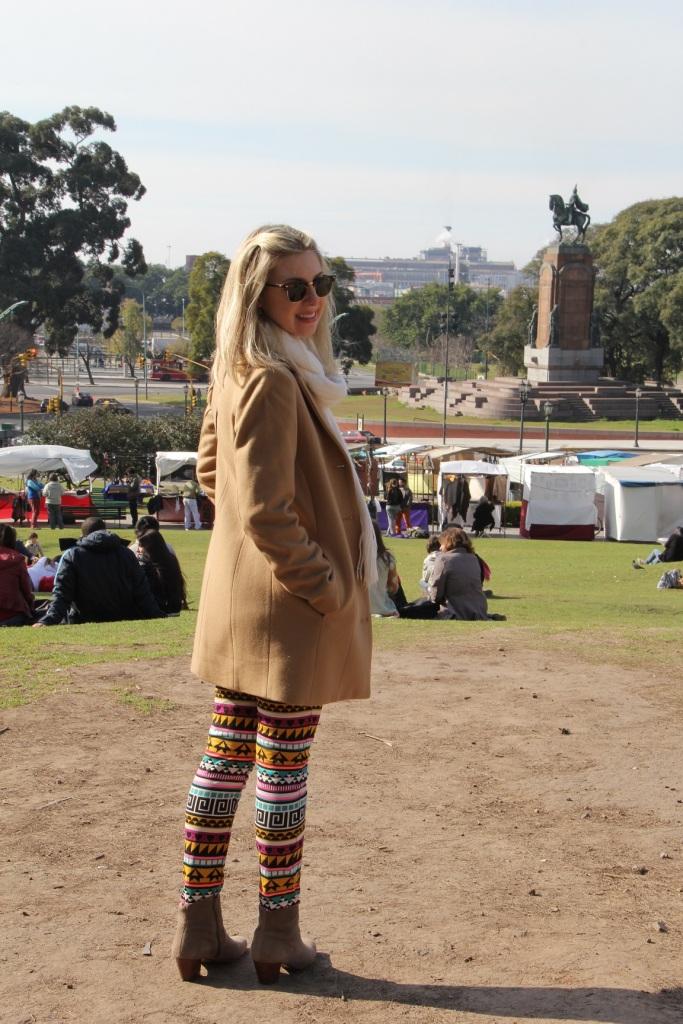 Mirella Buenos Aires calça étnica 1