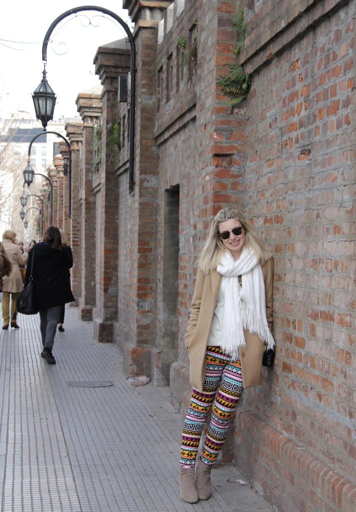 Mirella Buenos Aires calça étnica 13