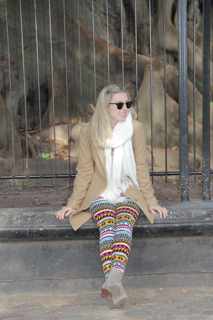 Mirella Buenos Aires calça étnica 18