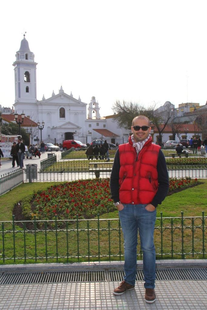 Mirella Buenos Aires calça étnica 19