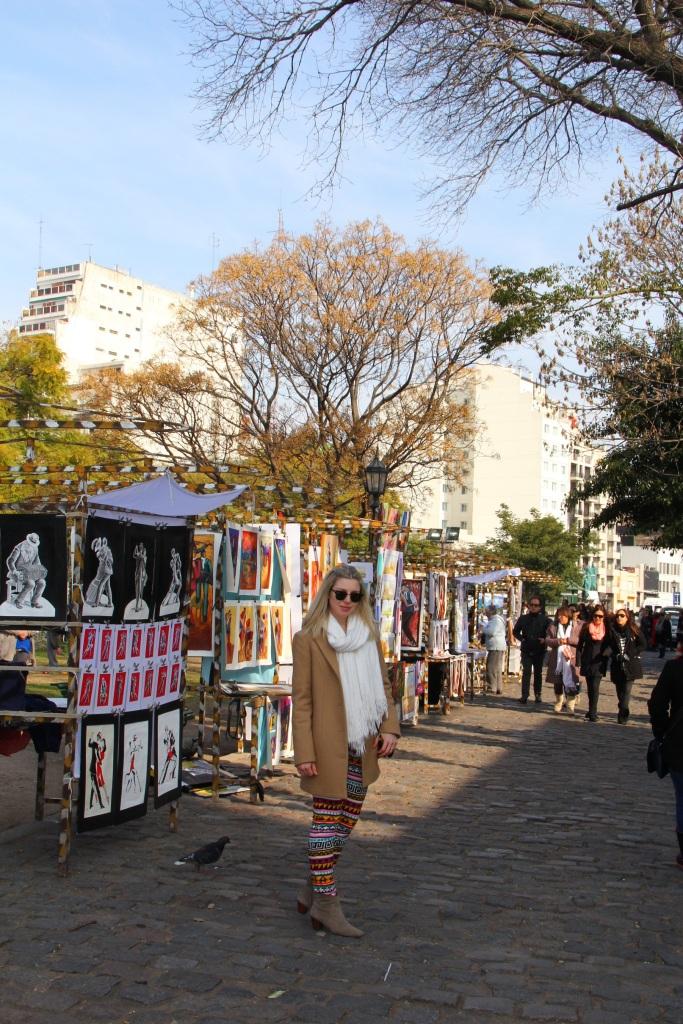 Mirella Buenos Aires calça étnica 2