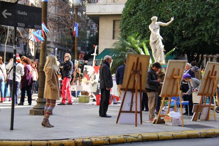 Mirella Buenos Aires calça étnica 23