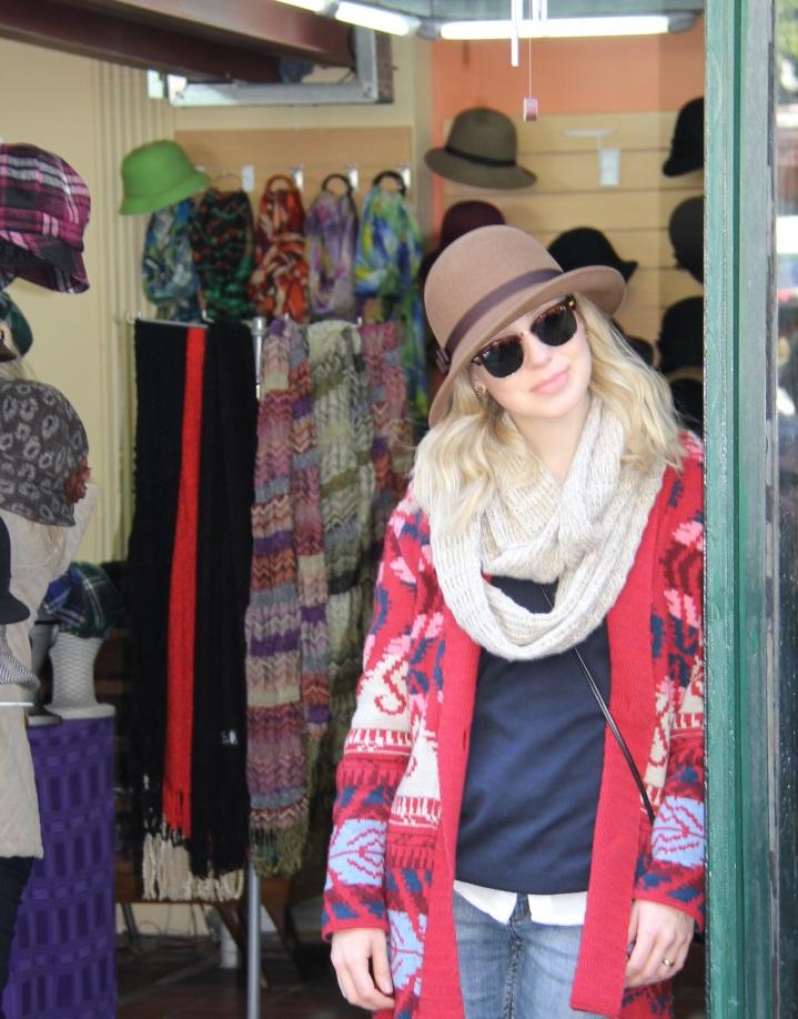 Mirella Buenos Aires tricot étnico 1
