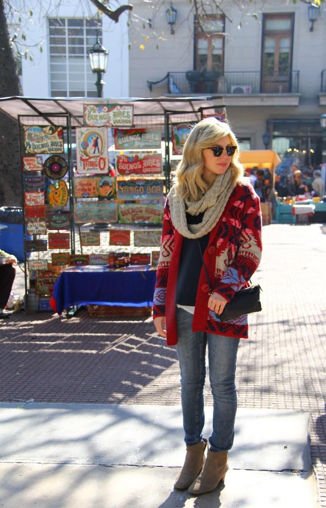 Mirella Buenos Aires tricot étnico 10