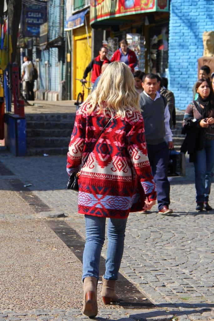 Mirella Buenos Aires tricot étnico 2