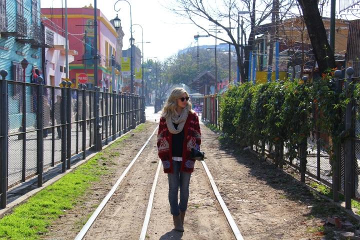 Mirella Buenos Aires tricot étnico 3