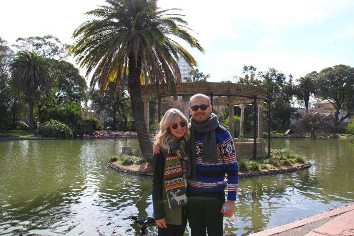 Mirella Buenos Aires zoo 10
