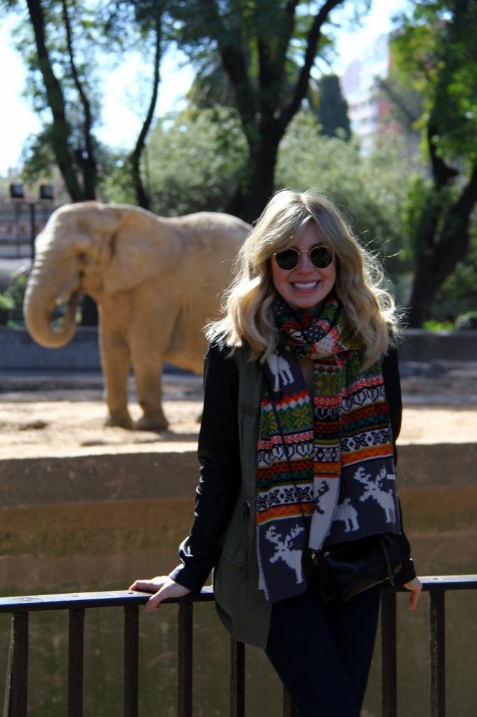 Mirella Buenos Aires zoo 12