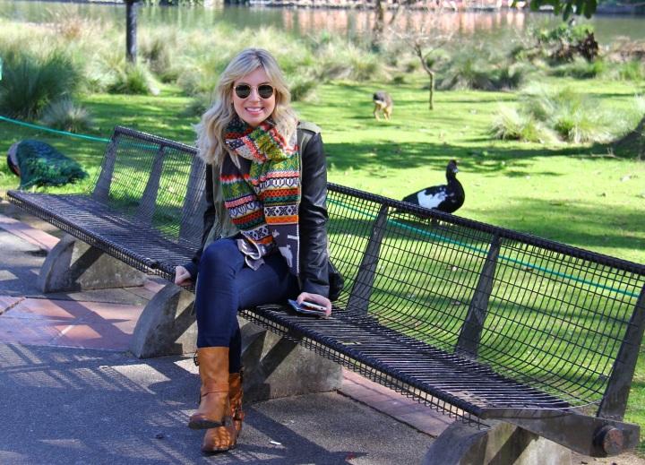 Mirella Buenos Aires zoo 17