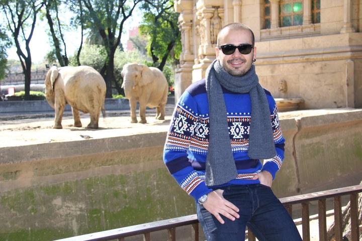 Mirella Buenos Aires zoo 19