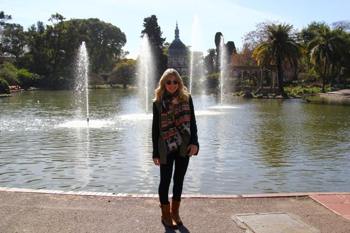 Mirella Buenos Aires zoo 2