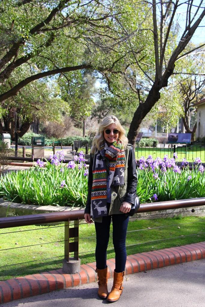 Mirella Buenos Aires zoo 20