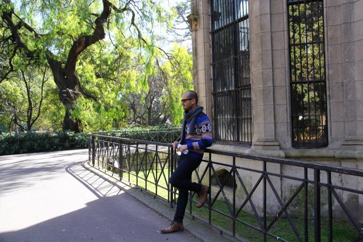 Mirella Buenos Aires zoo 23