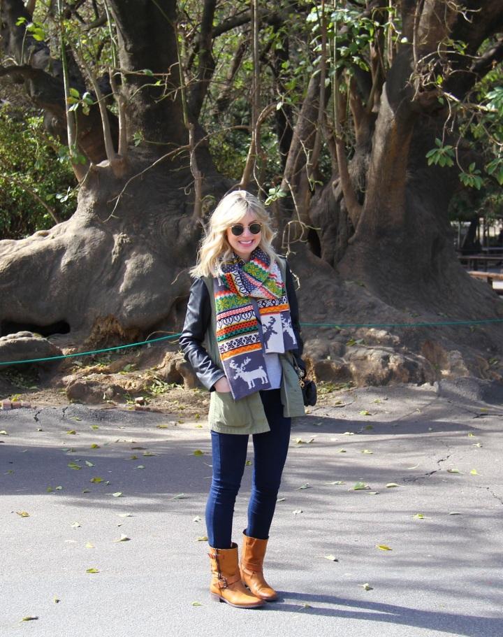 Mirella Buenos Aires zoo 26