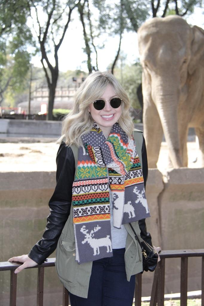 Mirella Buenos Aires zoo 27