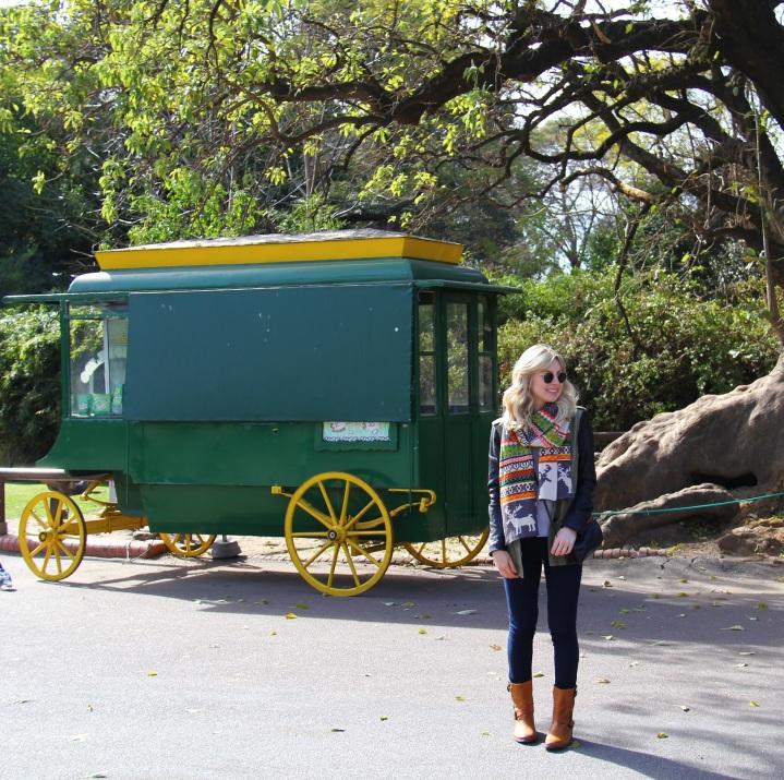 Mirella Buenos Aires zoo 28