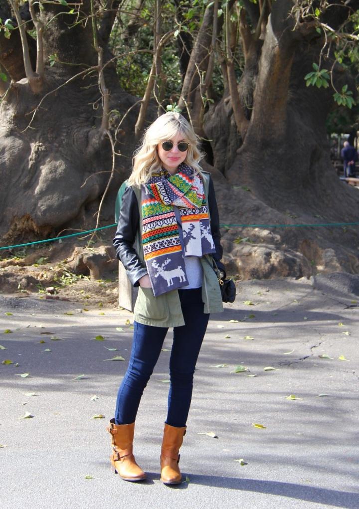 Mirella Buenos Aires zoo 29