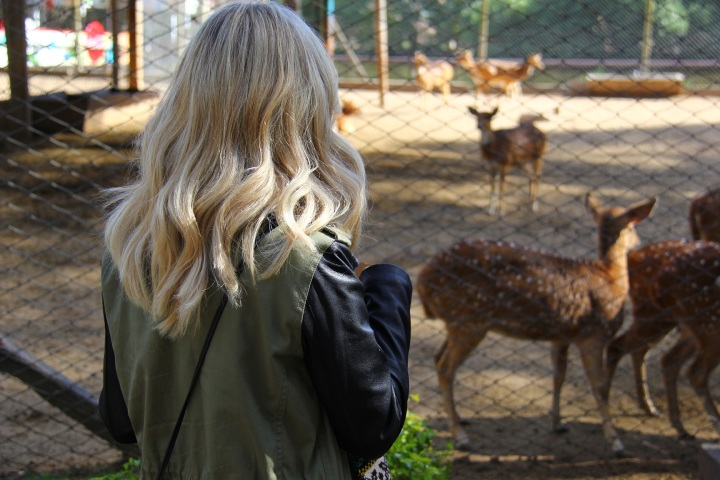 Mirella Buenos Aires zoo 8