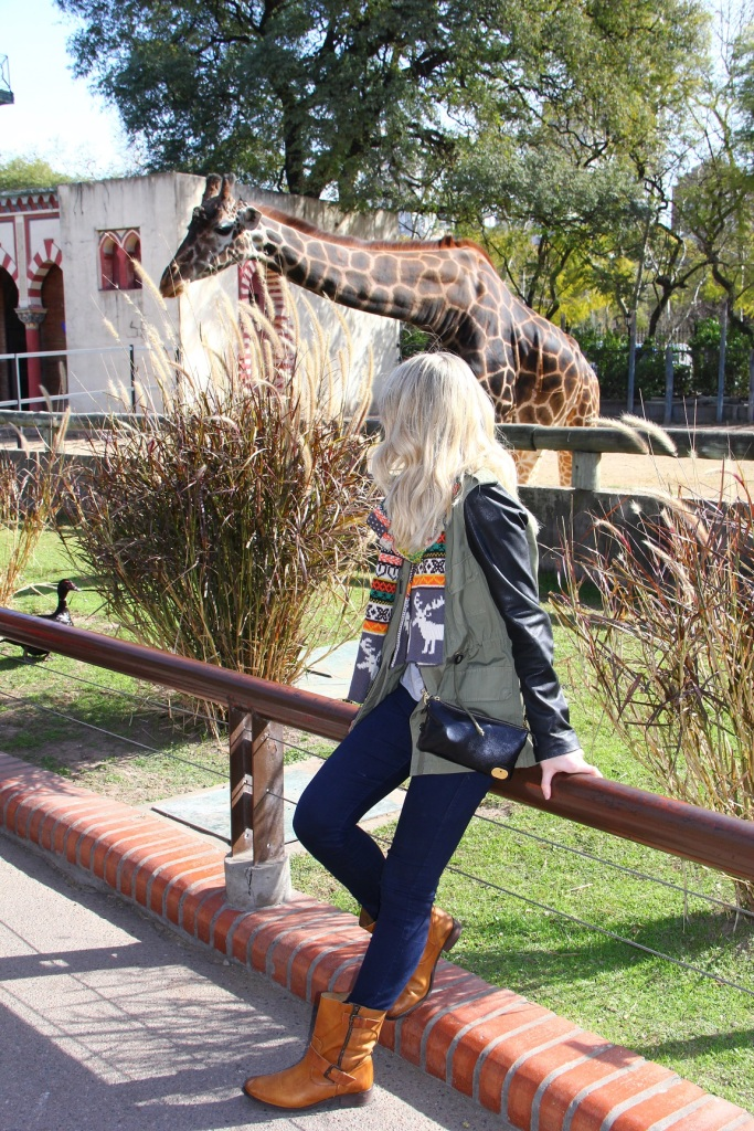 Mirella Buenos Aires zoo 9