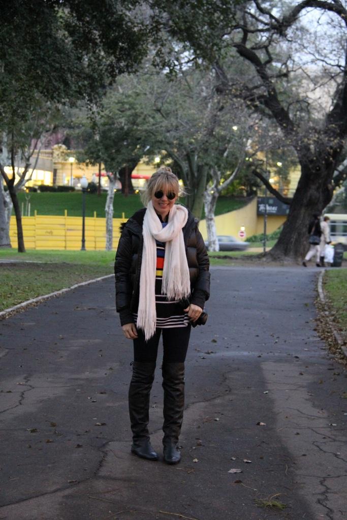 Mirella puffer jacket Buenos Aires 10