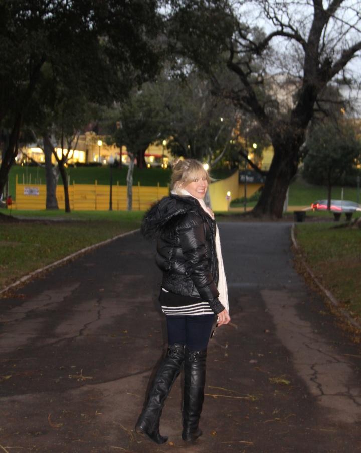 Mirella puffer jacket Buenos Aires 11