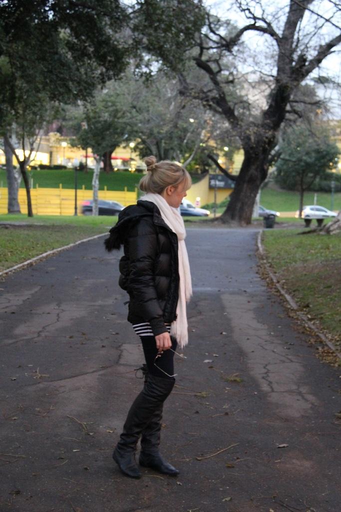Mirella puffer jacket Buenos Aires 12