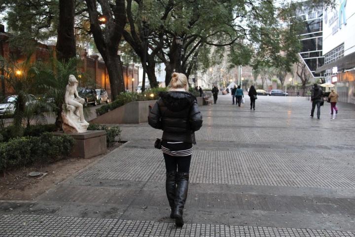 Mirella puffer jacket Buenos Aires 3