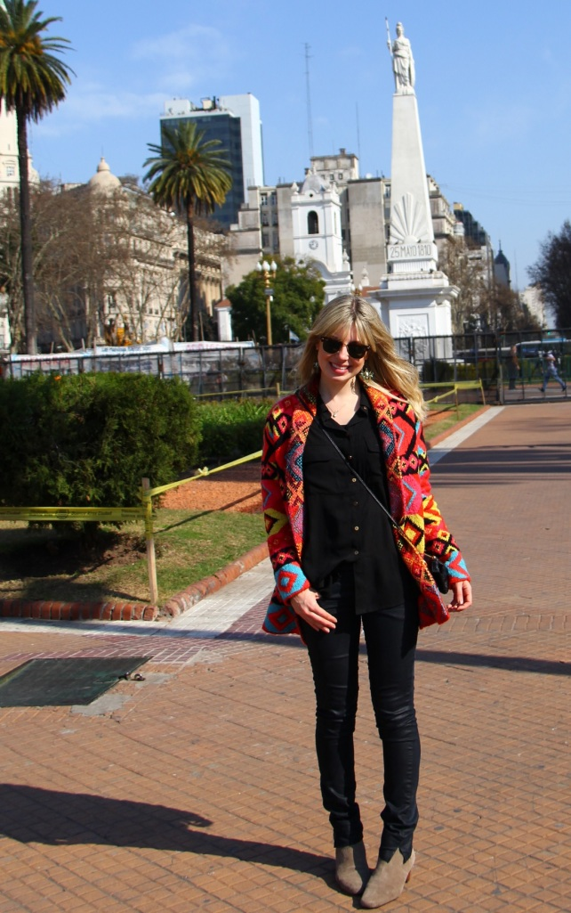 Mirella tricot tribal Buenos Aires 10