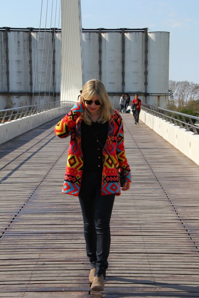 Mirella tricot tribal Buenos Aires 13