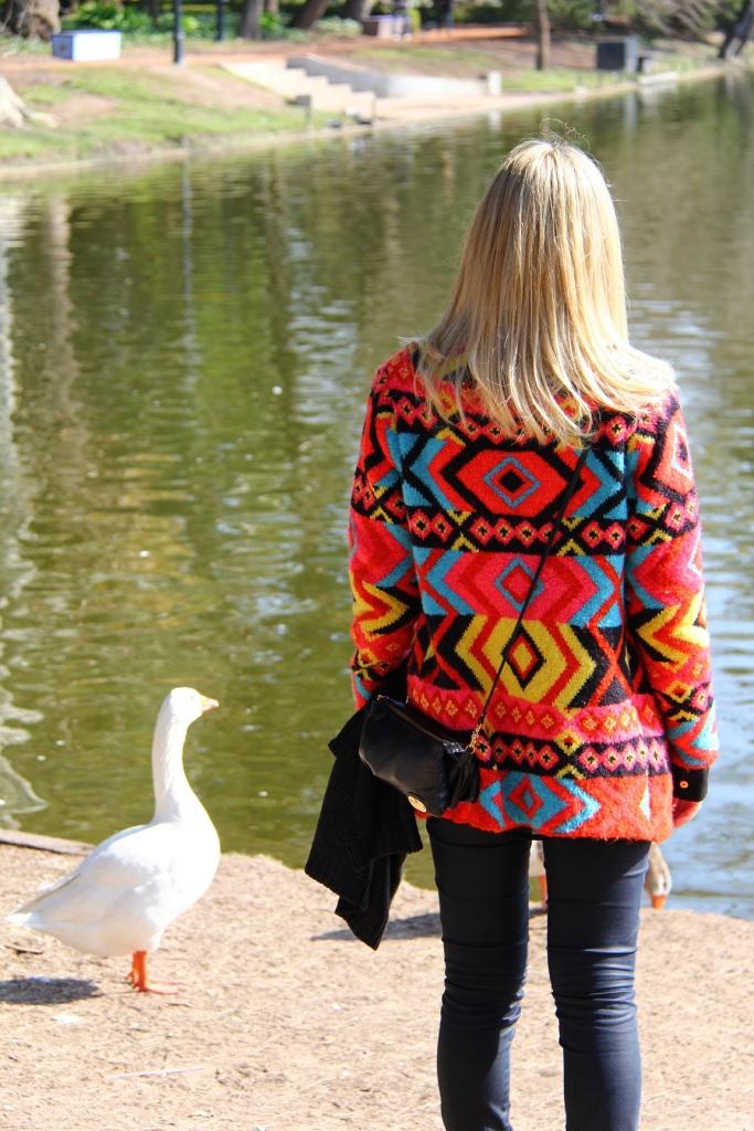 Mirella tricot tribal Buenos Aires 15