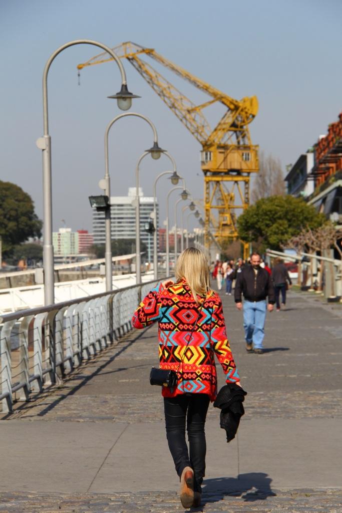 Mirella tricot tribal Buenos Aires 2