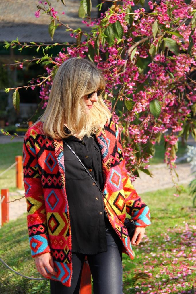 Mirella tricot tribal Buenos Aires 20