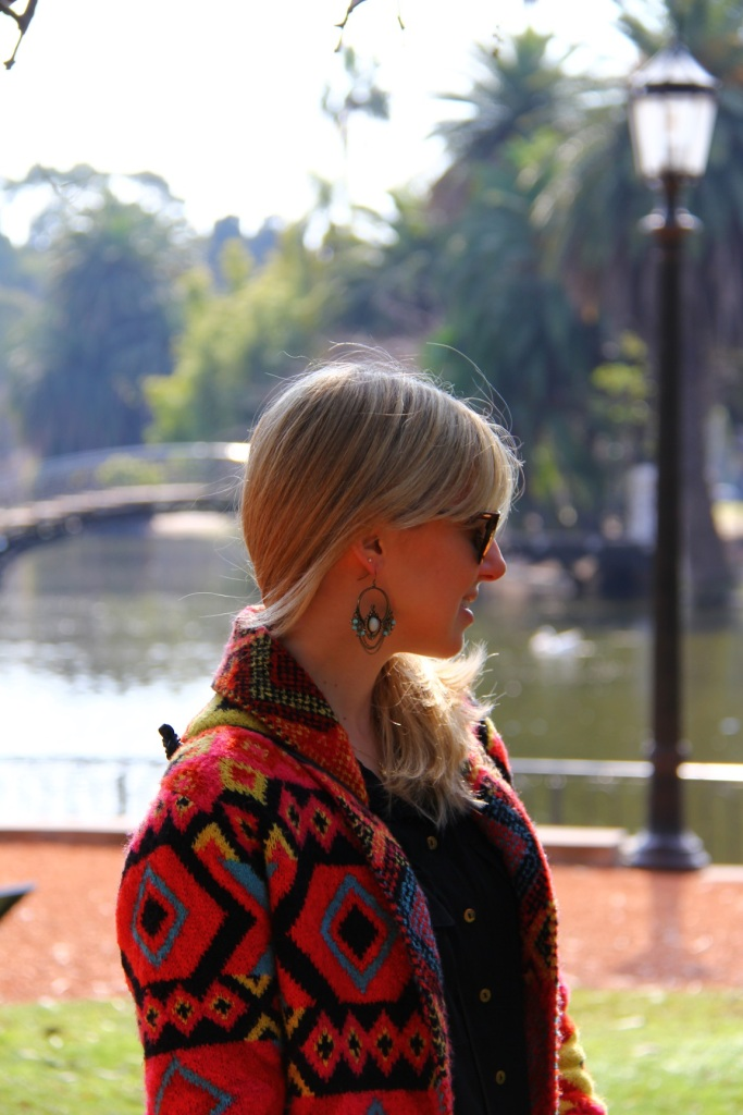 Mirella tricot tribal Buenos Aires 26