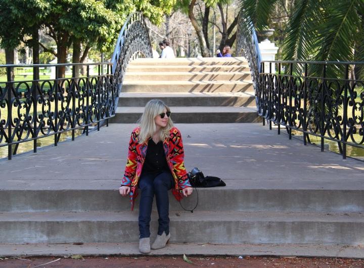 Mirella tricot tribal Buenos Aires 4