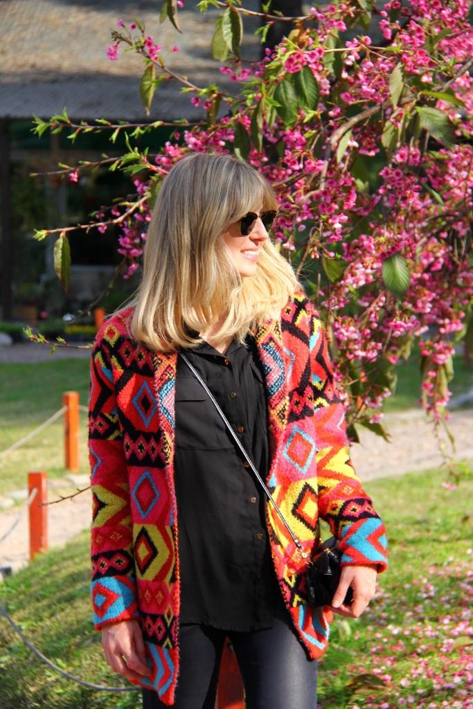 Mirella tricot tribal Buenos Aires 6