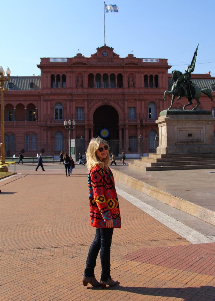 Mirella tricot tribal Buenos Aires 7
