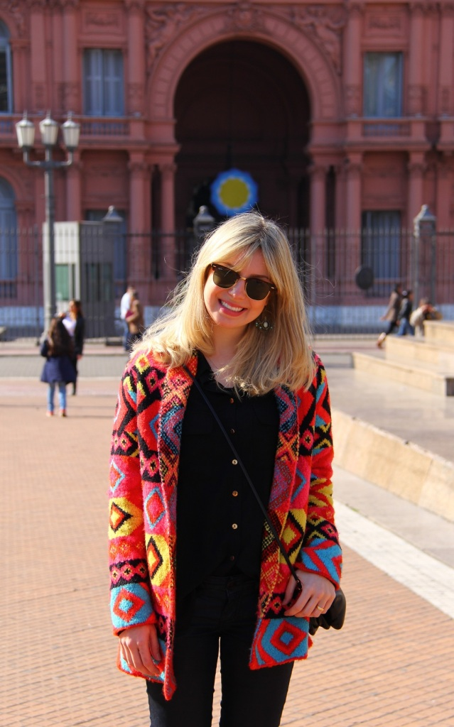 Mirella tricot tribal Buenos Aires 8